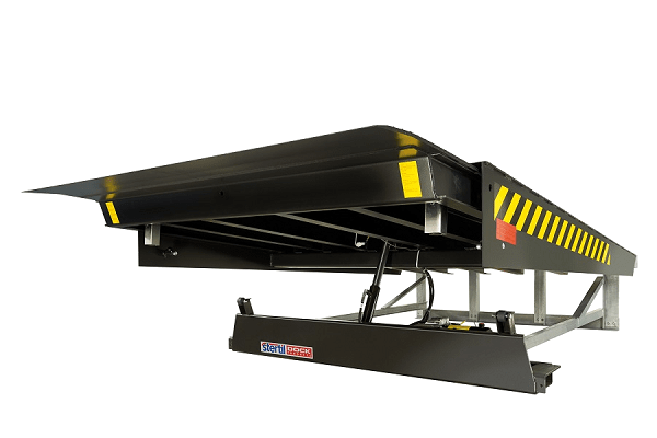 telescopic dock leveller